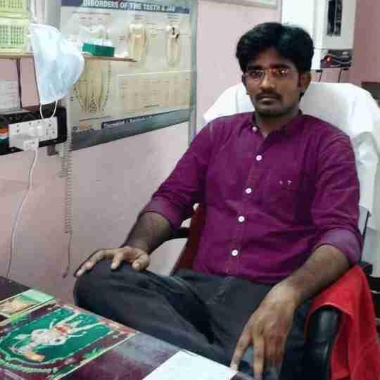 Dr. Dasarath Menavath's profile on Curofy