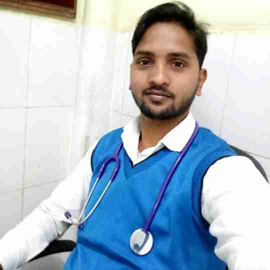 Dr. Rahul Kr Chauhan's profile on Curofy