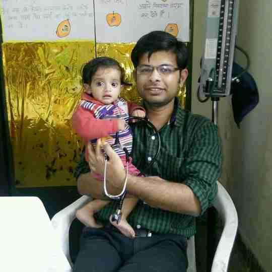 Dr. Swapnil Gajbhiye's profile on Curofy