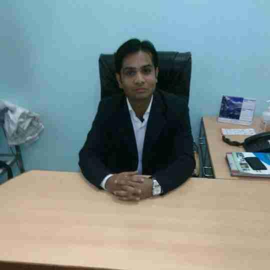 Dr. Narender Kumar (Pt)'s profile on Curofy