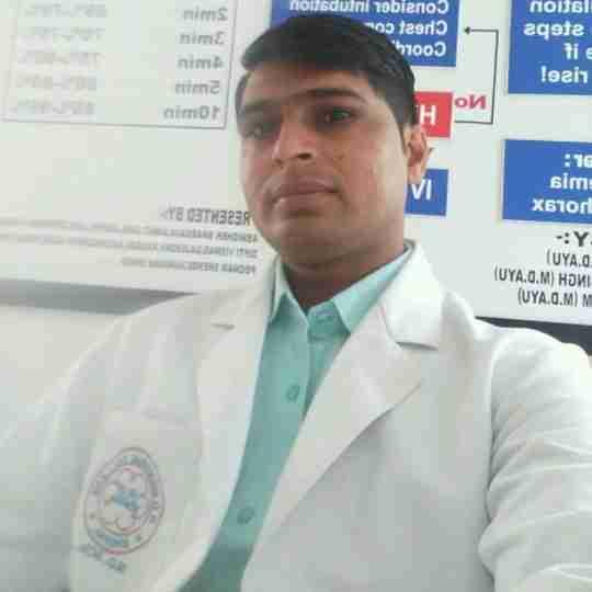 Dr. Krishan Kumar Yadav's profile on Curofy