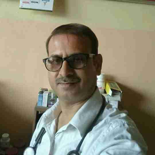 Dr. Surendra Singh Patel's profile on Curofy