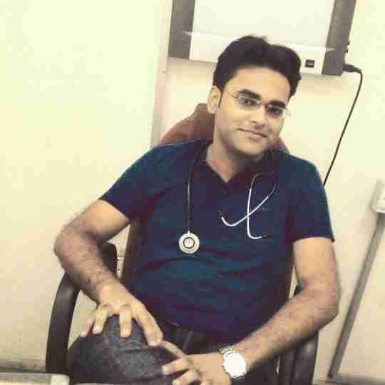 Dr. Vipin Gupta's profile on Curofy