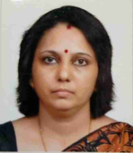 Dr. Ushasree Warriar's profile on Curofy