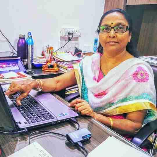 Dr. Vijya Patel's profile on Curofy