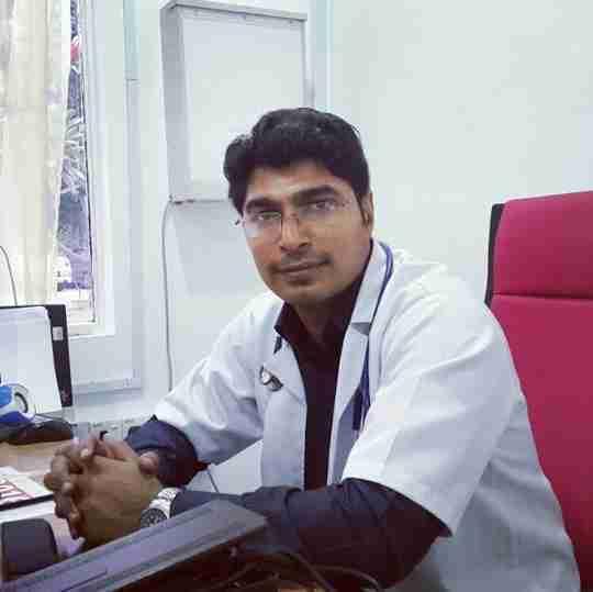 Dr. Sreejith Ayyappath's profile on Curofy
