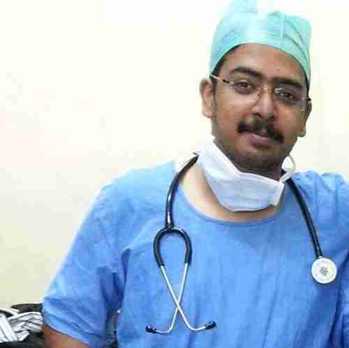 Dr. Anil Kumar's profile on Curofy