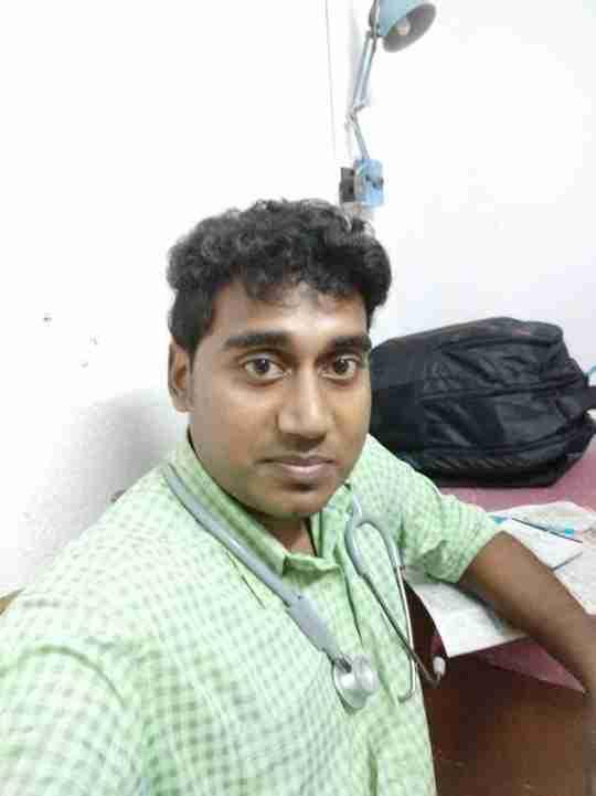Dr. Niladri Shekhar Bank's profile on Curofy