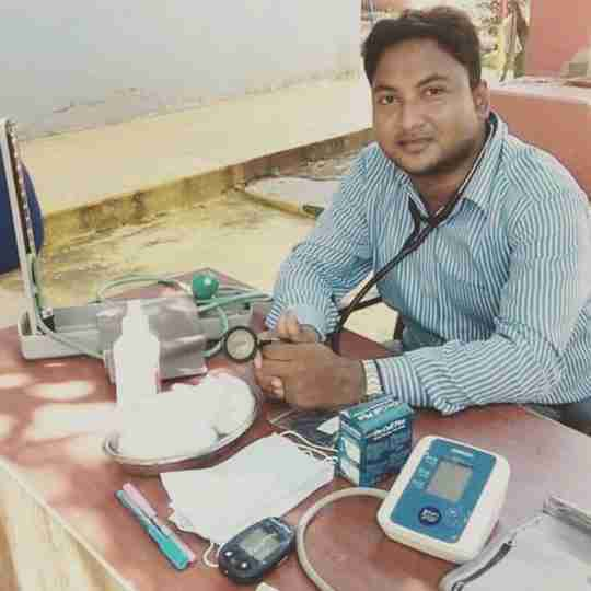 Dr. Rakesh Chandra Kalet's profile on Curofy