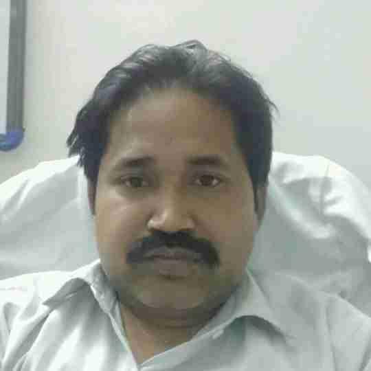 Dr. Arvind Patel's profile on Curofy