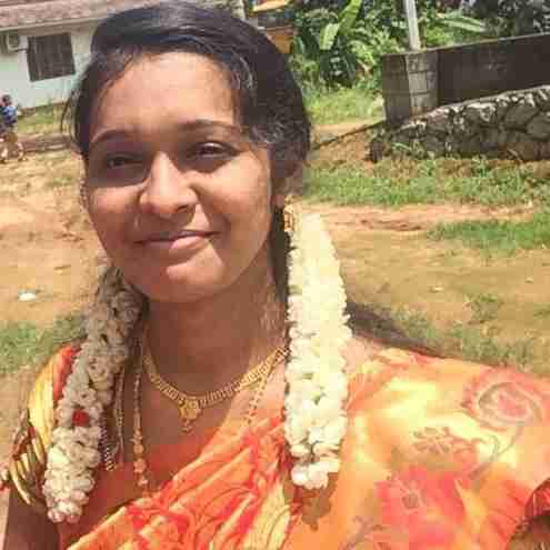 Anitha Kalangiam's profile on Curofy