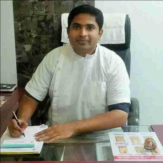 Dr. Mahesh S. Deokar's profile on Curofy