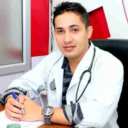 Dr. Navdeep Singh Thakur's profile on Curofy