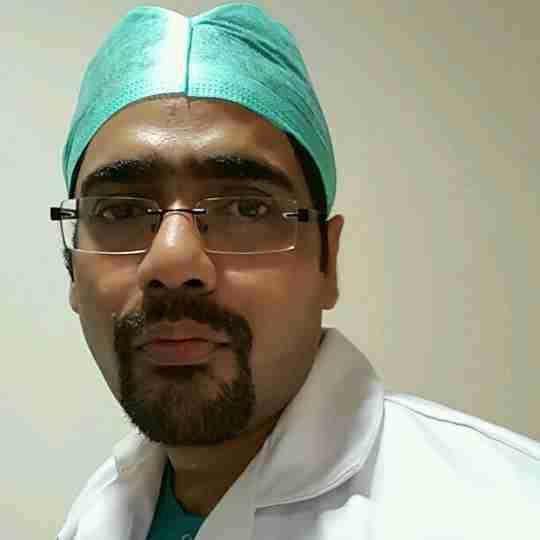 Dr. Praveen Pushkar's profile on Curofy