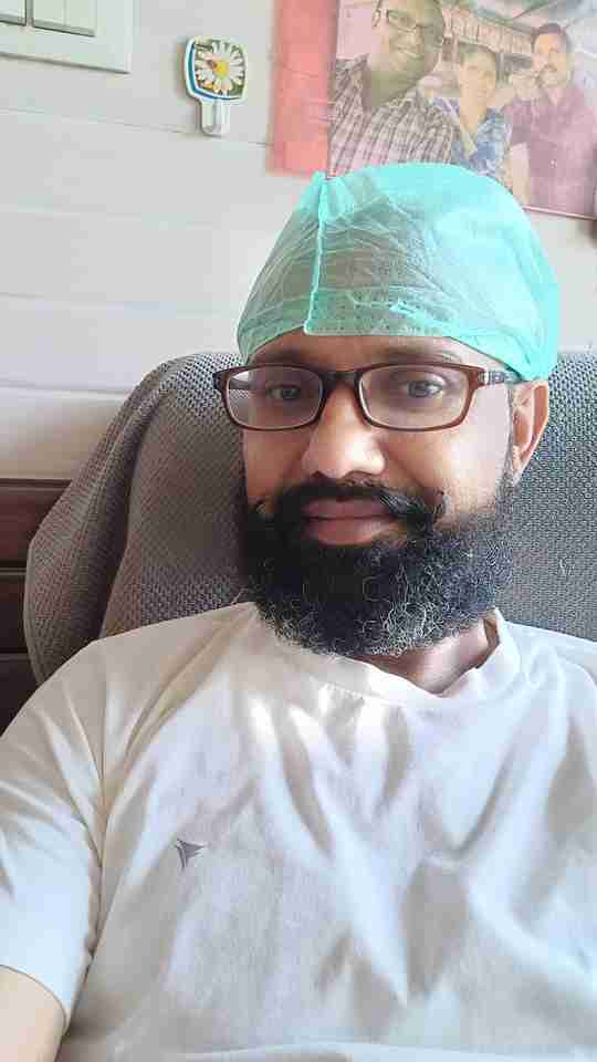 Dr. Rakesh Verma's profile on Curofy