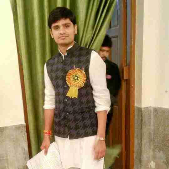 Dr. Ritesh Pateriya's profile on Curofy