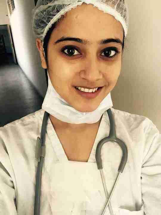 Dr. Monika Sharma's profile on Curofy