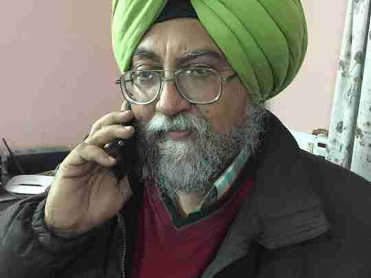 Dr. Jaspreet Singh Gill's profile on Curofy