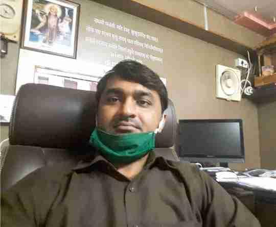 Dr. Shailesh Bhalodiya's profile on Curofy