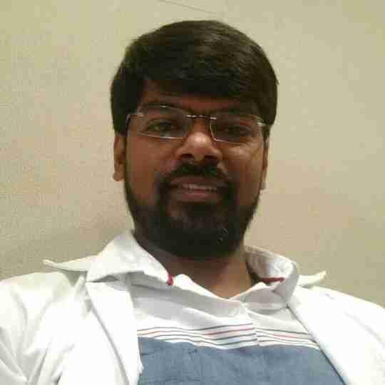 Dr. Gokul Katkade's profile on Curofy