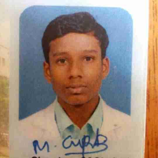 Gopinath Ramasamy's profile on Curofy