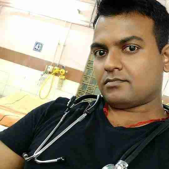 Dr. Dipak Thakur's profile on Curofy