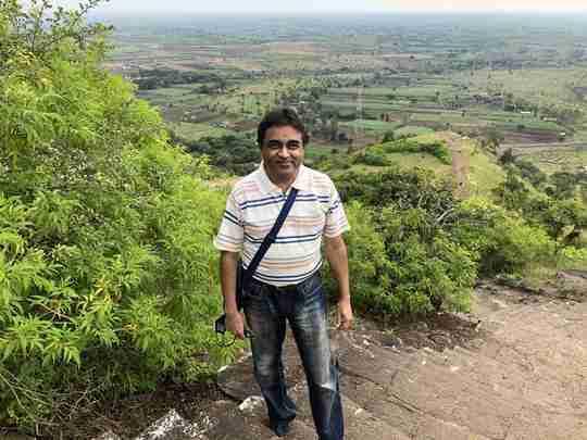 Dr. Priyadarshi Ghodke's profile on Curofy