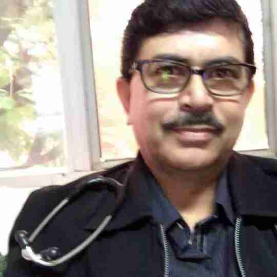 Dr. Pranab Chowdhury's profile on Curofy