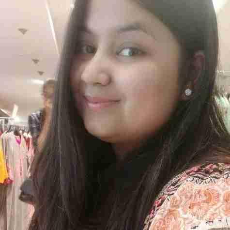 Prachi Chheniya's profile on Curofy