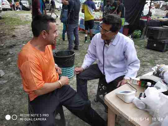 Dr. Sunil Narang's profile on Curofy