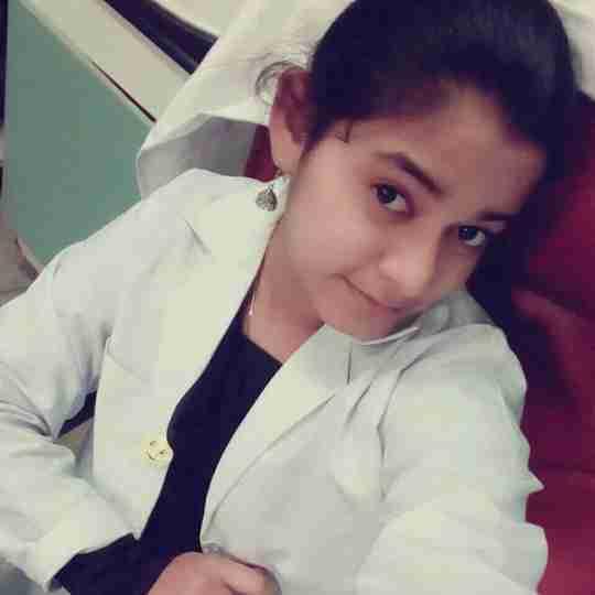 Dr. Sheeba Ayub's profile on Curofy