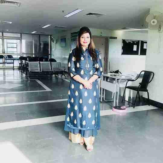 Dr. Harwinder Kaur Cheema's profile on Curofy