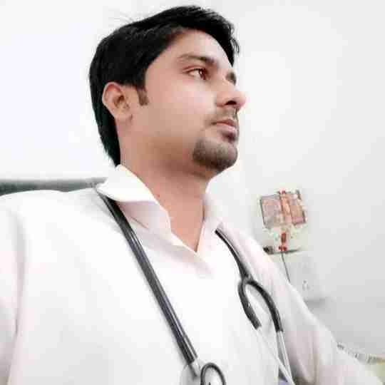 Dr. Ankit Rai's profile on Curofy