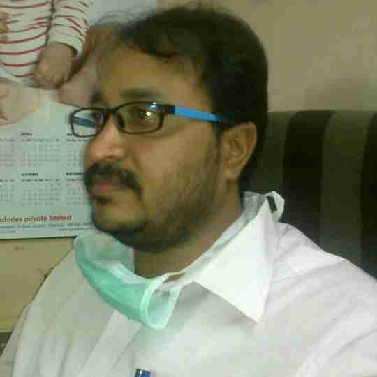 Dr. Surya Vamsi's profile on Curofy