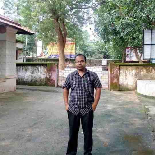 Dr. Samir Behera's profile on Curofy