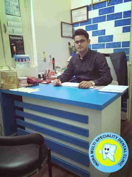Dr. Sandeep Upadhyay's profile on Curofy