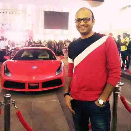 Dr. Anup Khobragade's profile on Curofy