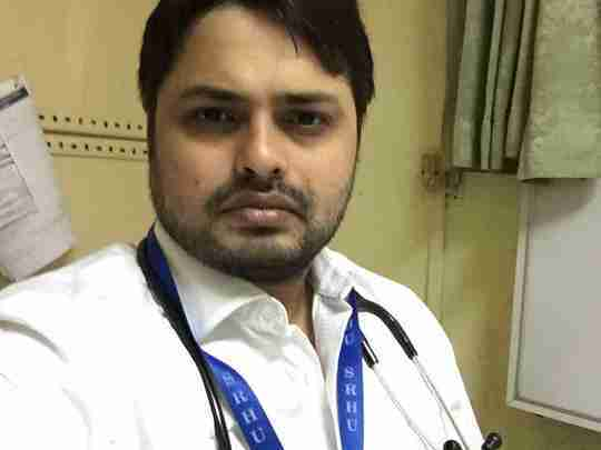 Dr. Ankur Saini's profile on Curofy