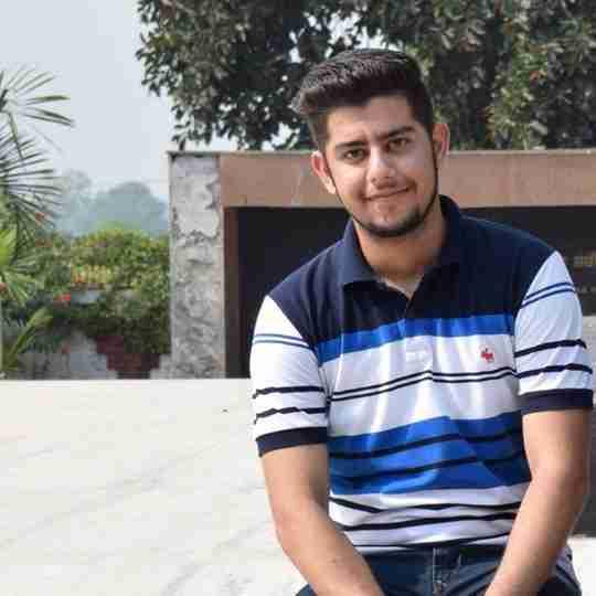 Karan Arora's profile on Curofy
