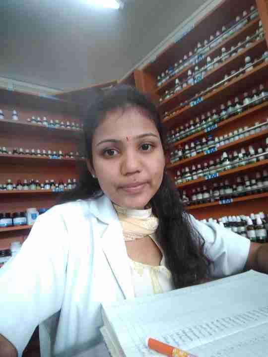 Dr. Iswarya Batchu's profile on Curofy