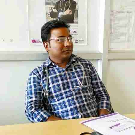 Dr. Rana Ravi's profile on Curofy