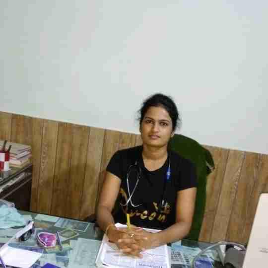 Dr. Susmita Subudhi's profile on Curofy