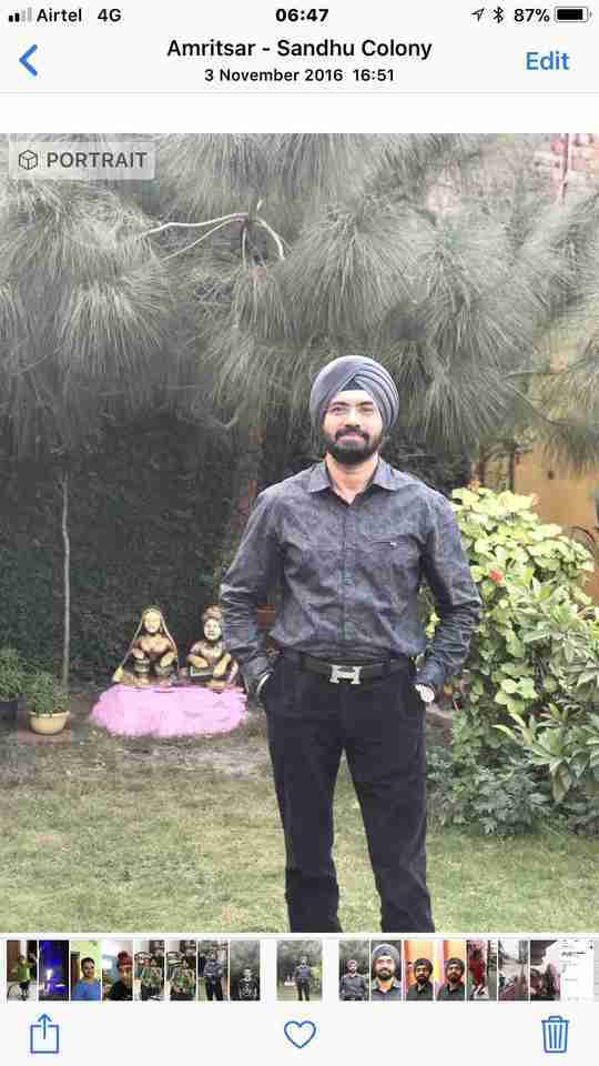 Dr. Charan Singh's profile on Curofy