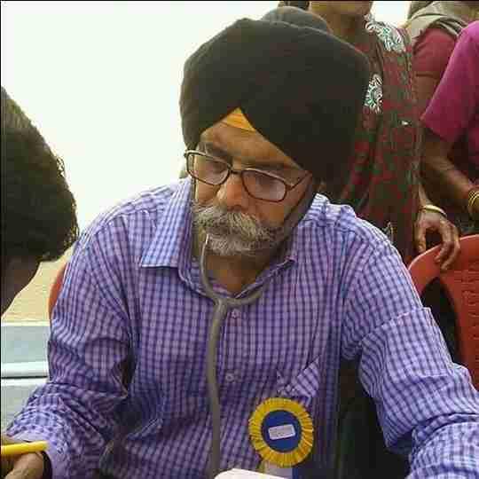Dr. Harjeet Singh's profile on Curofy