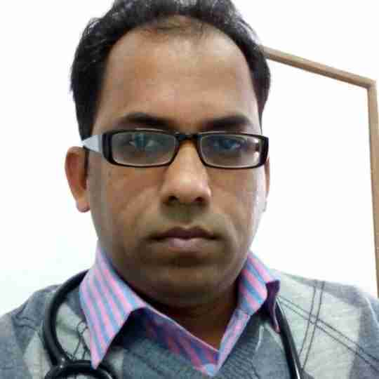 Dr. Mithilesh Kumar's profile on Curofy