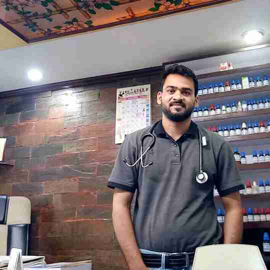 Dr. Dayanand Pawar's profile on Curofy