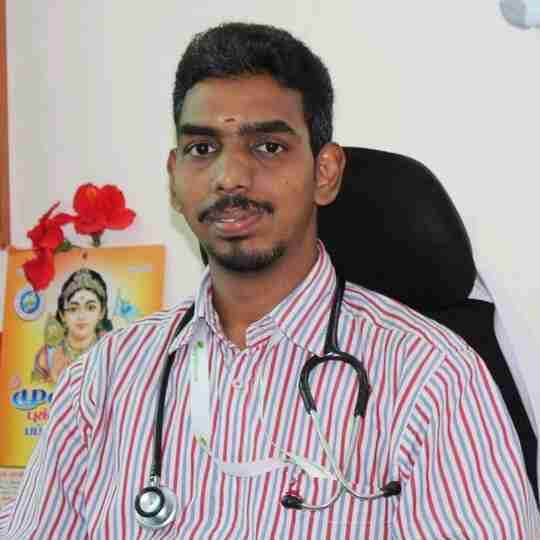 Dr. Ragavendran D's profile on Curofy