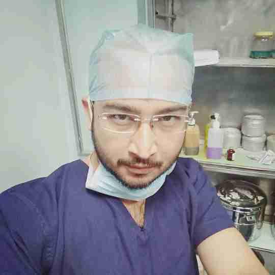 Dr. Nikhil Vala's profile on Curofy
