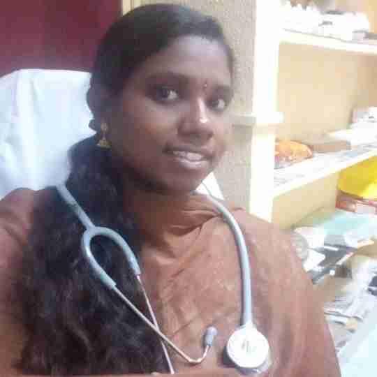 Dr. Kalaiyarasi Suresh's profile on Curofy
