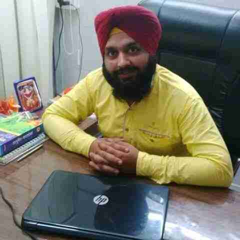 Dr. Amandeep Singh Cheema's profile on Curofy
